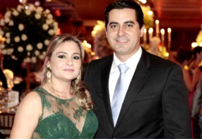 Resultado de imagem para fotos do juiz aldo e sua esposa de campo grande ms