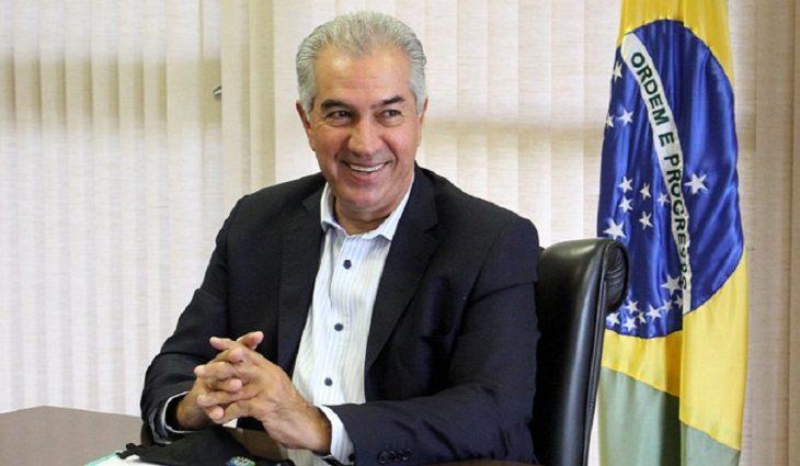 Reinaldo Azambuja leva projeto que reduz ICMS da conta de luz à Assembleia nesta terça