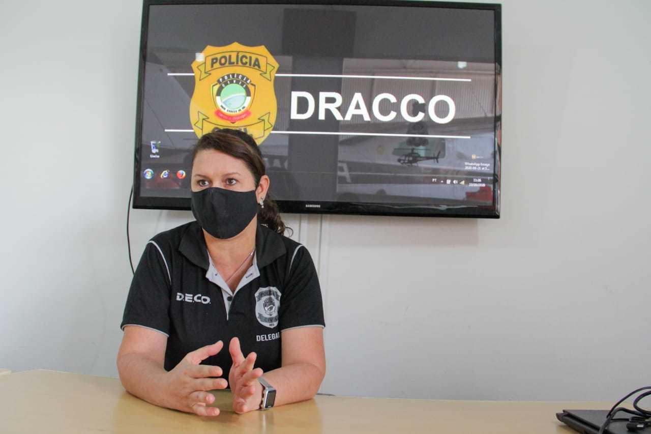 Operação Dark Card: Dracco prende dono de posto de combustível em Campo Grande