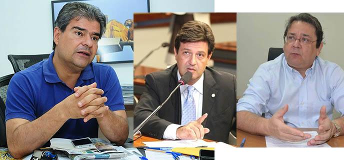 Codinome Gisa: juiz nega recurso e devolve ação que cobra R$ 16 mihões de Nelsinho, Mandetta e Leandro Mazina